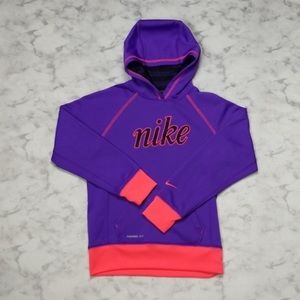 Girl's Nike Therma Fit Pullover Hoodie